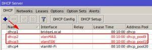 После обновления Mikrotik до 6.43 не работают VLANны