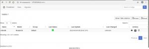 Вход успешно выполнен в систему Oxidizing на Ubuntu 18.04 Server