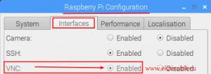 Включаем возможность удаленного подключения через VNC к миникомпьютеру Raspberry Pi 3 Model B