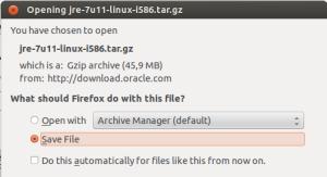 Применительно к архитектуре i386 скачиваем пакет